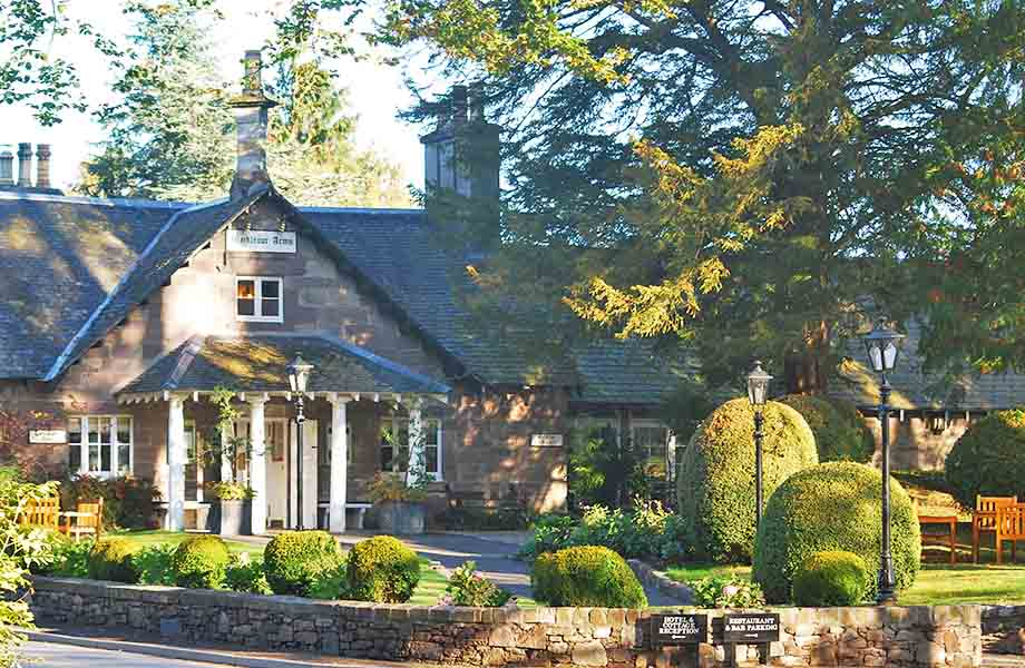 Meikleour Perthshire Country Hotel